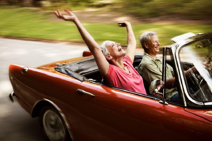 Seniors : How to Choose Your Car Insurance cat-4 main